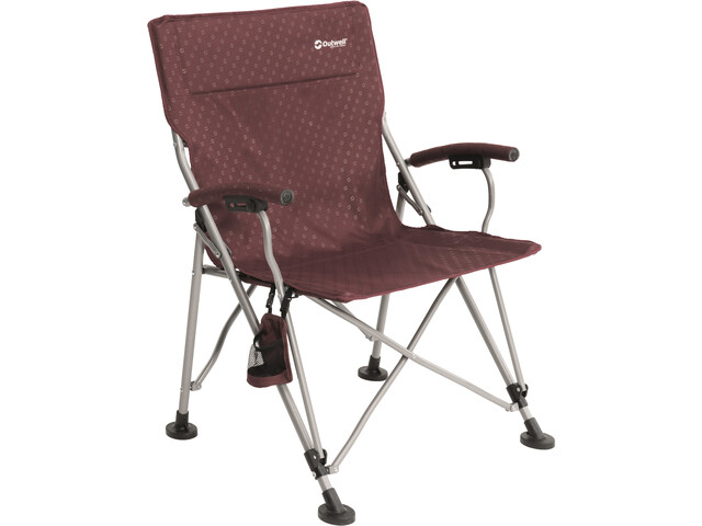 Outwell Campo XL Silla, claret